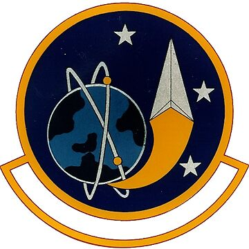 2nd Space Launch Squadron Crest by Spacestuffplus