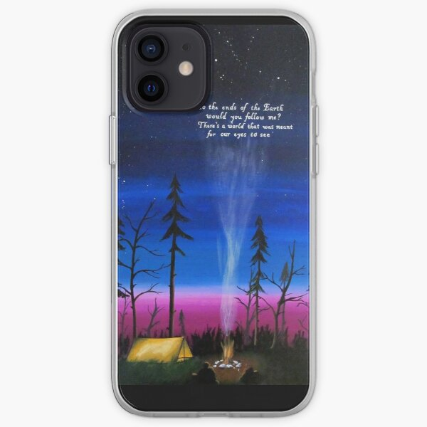ends of the earth iPhone Soft Case