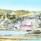 Jura Distillery by Ross Macintyre
