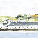 Talisker Distillery  by Ross Macintyre
