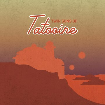 Tatooine - The twin suns by Soronelite