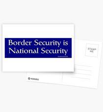 National Security Postcards