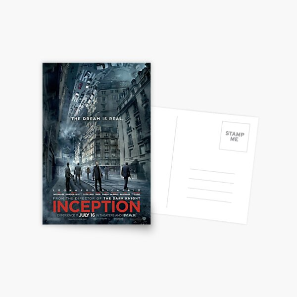 Inception Postcard