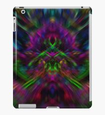 Psychedelic Design  iPad Case/Skin