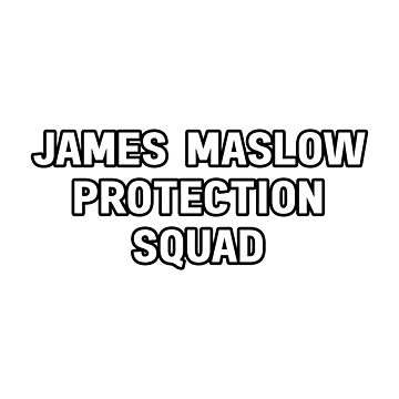 James Maslow Protection Squad by amandamedeiros