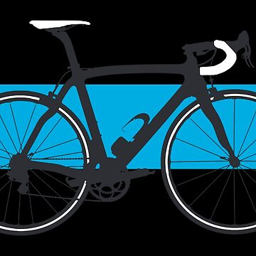 Bike Team Sky (Big - Highlight) von sher00
