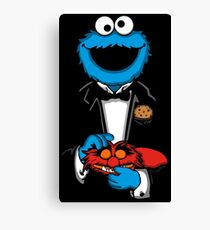 The Cookiefather Canvas Print