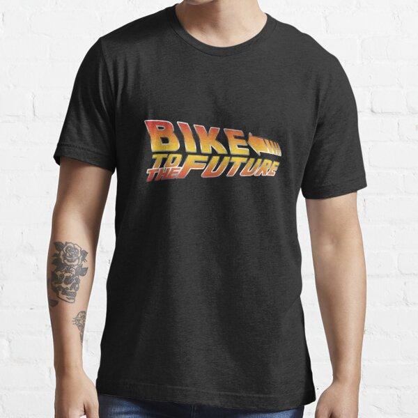 Bike To The Future Essential T-Shirt