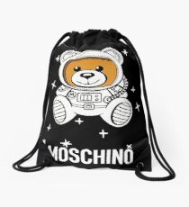 Moschino astronaut Bear Drawstring Bag