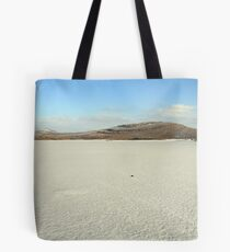 Mullaghmore mountain in winter Tote Bag