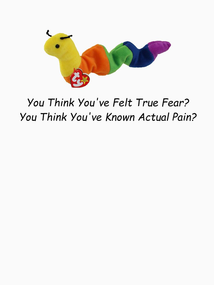 You Think You've Felt True Fear? You Think You've Known Actual Pain? (comic sans) by only1bigboy