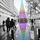 Liverpool 1, Christmas tree by David Dutton
