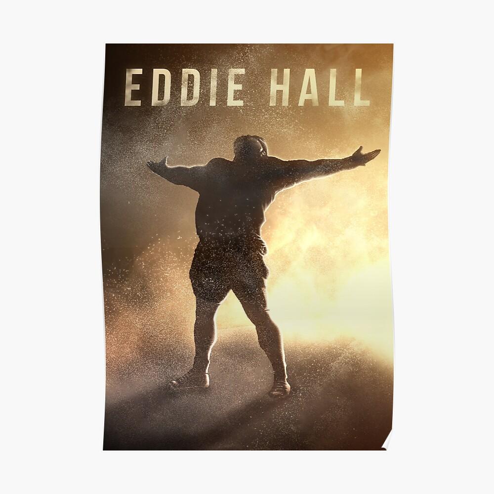 Eddie 'The Beast' Hall Poster