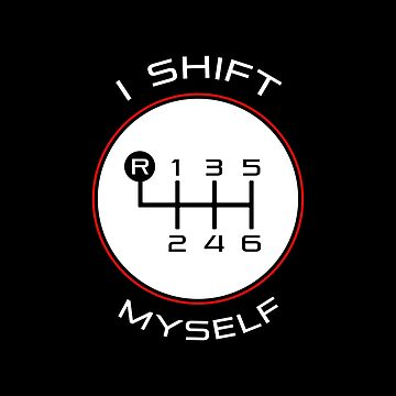 I Shift Myself by upick