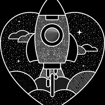 Love Space by johannbrangeon