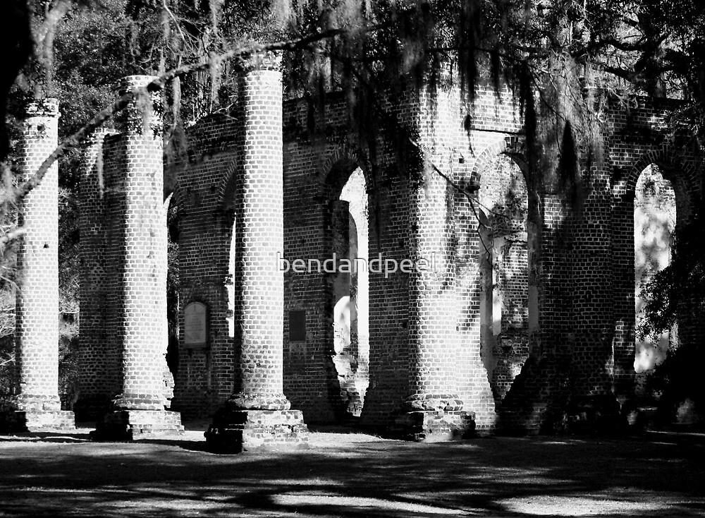 Midday - Sheldon Church by bendandpeel