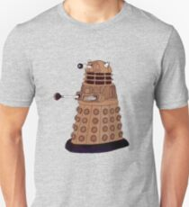 Bronze Dalek. T-Shirt