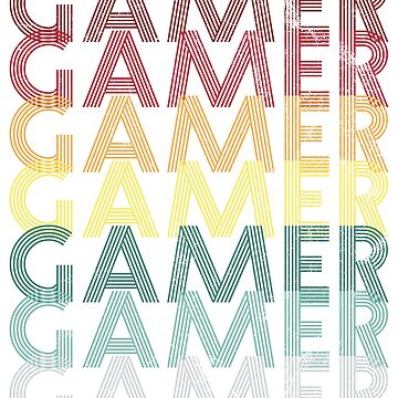 Gamer Gamer Gamer by 4tomic