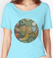 Honu Tee Women's Relaxed Fit T-Shirt