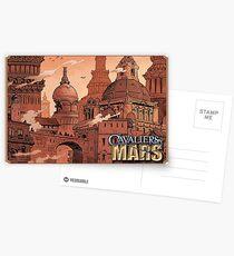Cavaliers Art: Vance Postcards