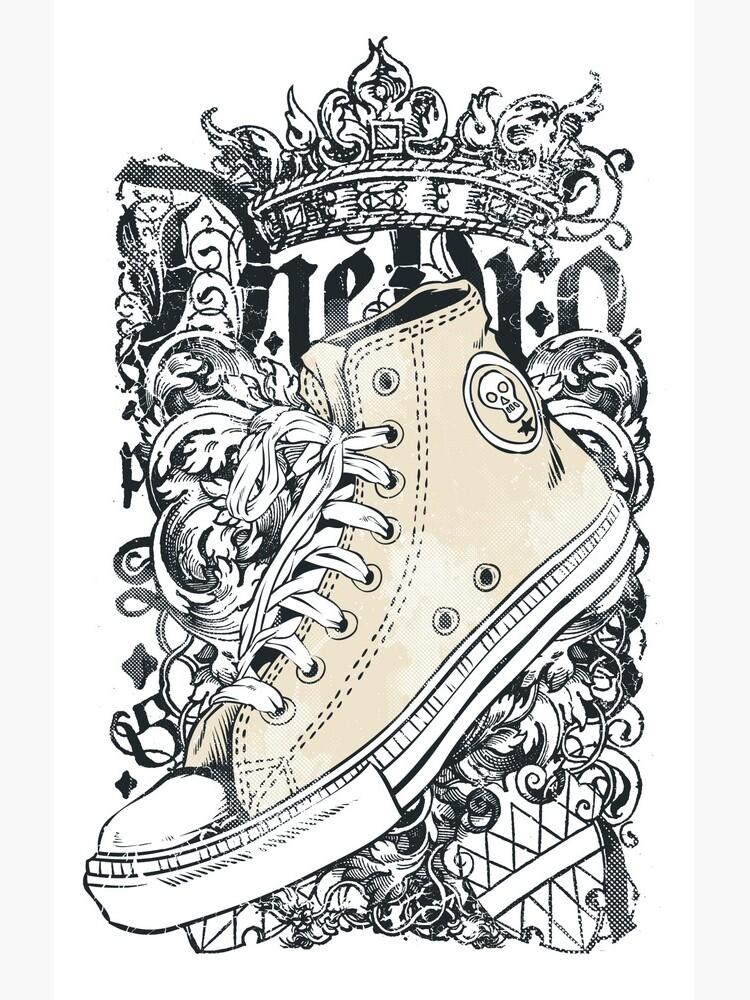 Shoe by matheusfiorino