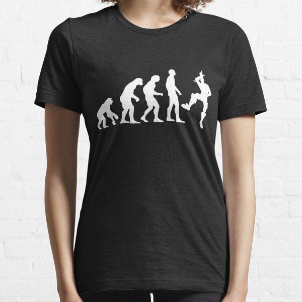 Évolution humaine: Take That L Emote Dance T-shirt essentiel