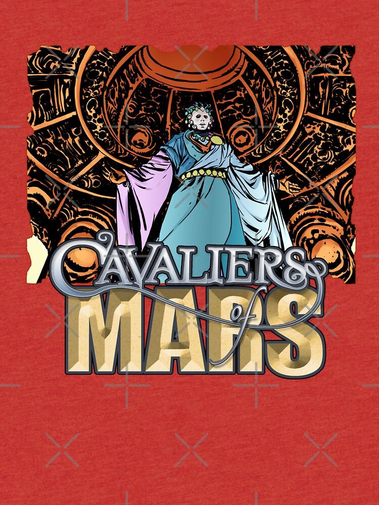 Cavaliers Art: Illium by TheOnyxPath