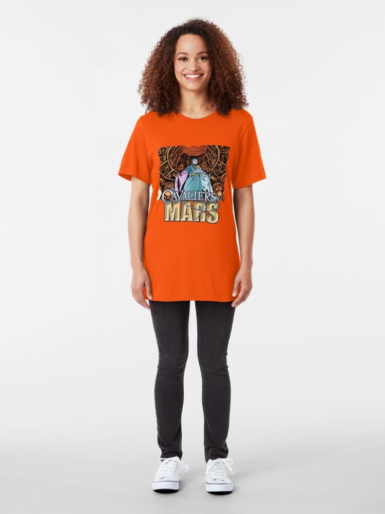 Alternate view of Cavaliers Art: Illium Slim Fit T-Shirt