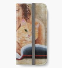 All a girl needs iPhone Wallet/Case/Skin