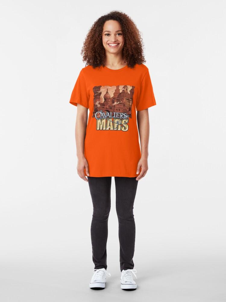 Alternate view of Cavaliers Art: Vance Slim Fit T-Shirt