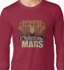 Cavaliers Art: Ziggur Long Sleeve T-Shirt