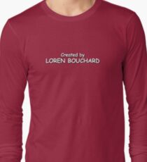 Bob's Burgers | Created by Loren Bouchard Long Sleeve T-Shirt