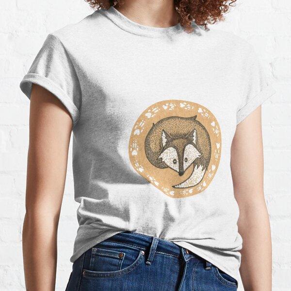 snow fox Classic T-Shirt