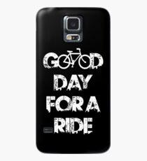 Guter Tag für eine Fahrt Hülle & Skin für Samsung Galaxy