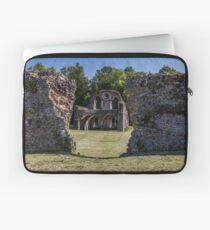 At Waverley Abbey Ruins  Laptop Sleeve