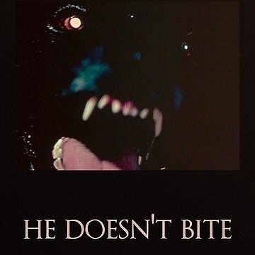 He doesn't bite by Sti11Here