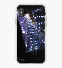At midnight butterfly. ©Dr.Andrzej Goszcz iPhone Case