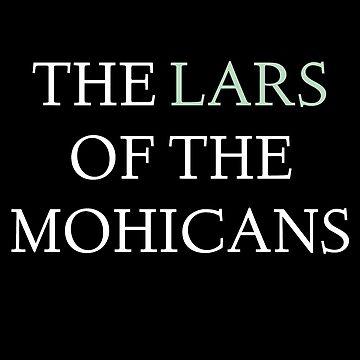 Indian Mohawk America Lars Pun - The Last Lars by qwerdenker