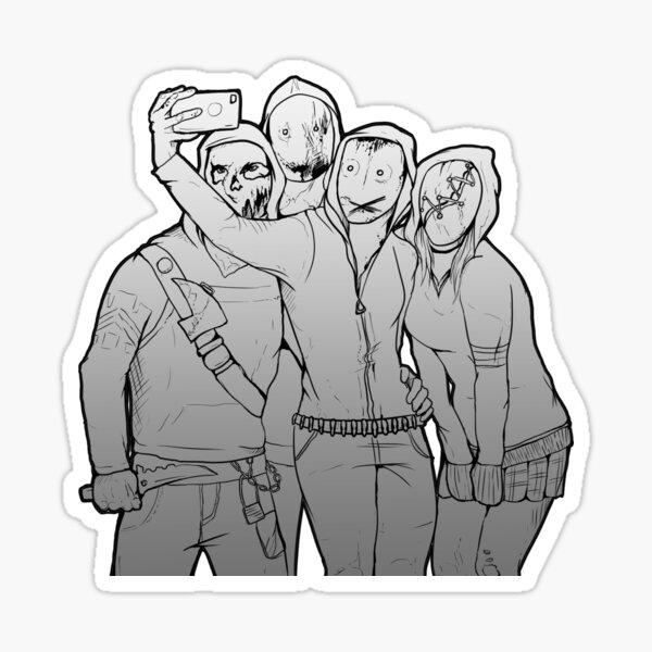 The Legion Sticker