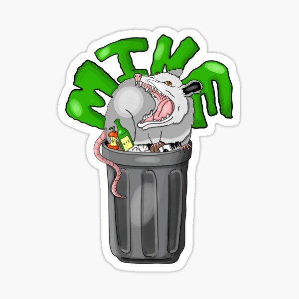 My Trash Sticker