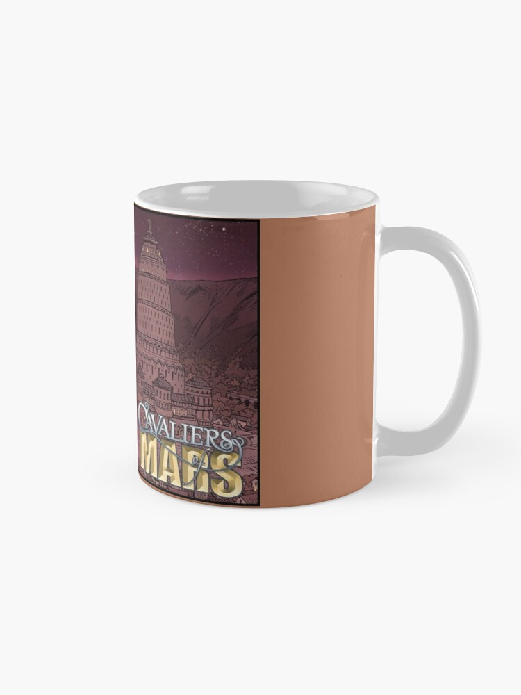 Alternate view of Cavaliers Art: Zodiac Mug