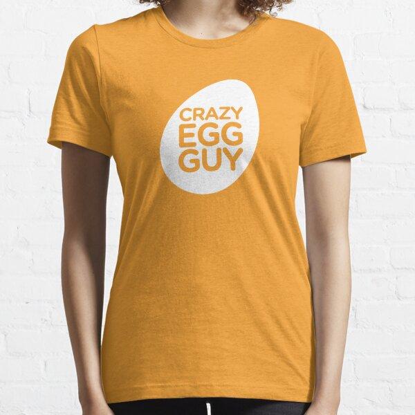 crazy egg guy Essential T-Shirt
