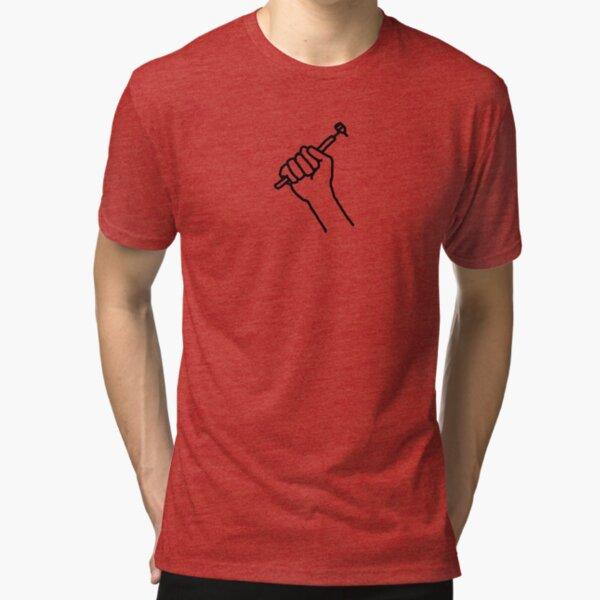 kistka power! Tri-blend T-Shirt
