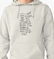 Leave You For Dead - Christmas Vacation Pullover Hoodie