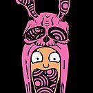 Louise Darko variant 2 by Wii Mi