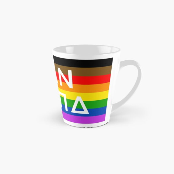 stan loona pride flag Tall Mug