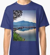 a desolate Taiwan landscape Classic T-Shirt