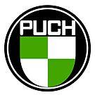 T3 Synro Puch Logo von 66latitudenorth