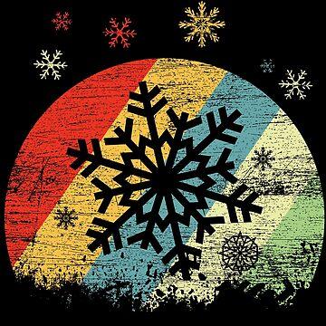 Winter snowflake by GeschenkIdee