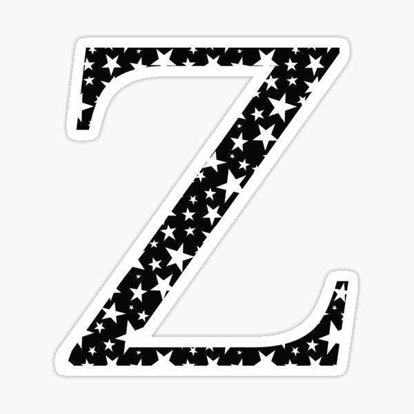 Zeta Stars Sticker